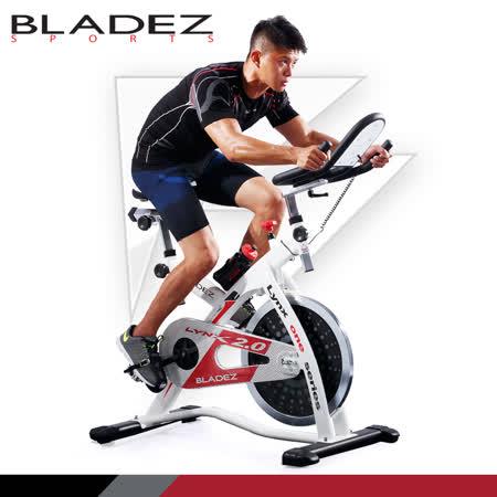 【BLADEZ】Lynx Air 2.0-18.5kg鍊條鑄鐵飛輪健身車