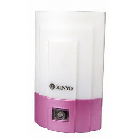 【KINYO】光控LED 小夜燈(NL-15) 2入組