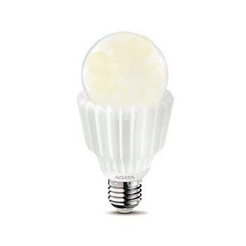 威剛ADATA 廣角型LED省電燈泡-黃光(12W)