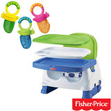 費雪牌 Fisher-Price寶寶小餐椅+Munchkin 水果棒/1入