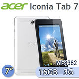 Acer 宏碁 Iconia Tab 7 16GB 3G版 (A1-713HD) 7吋 IPS面板四核可通話手機平板