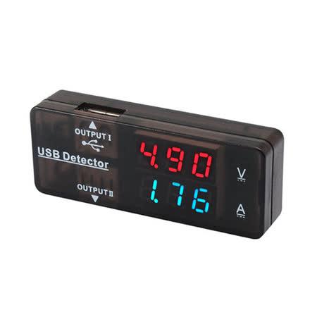 Kamera USB電壓電流測試儀