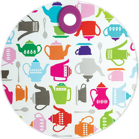 《KitchenCraft》圓砧板隔熱墊(下午茶)