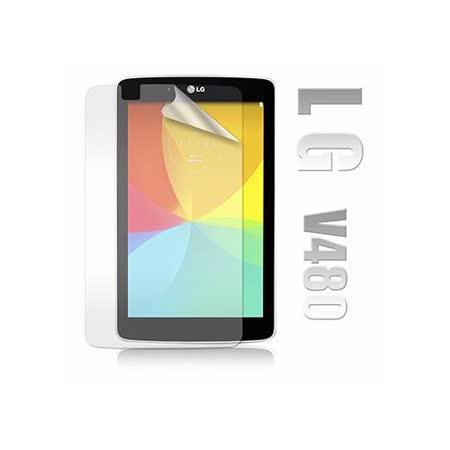 樂金 LG G Tablet 8.0 V480 高透光亮面耐磨保護貼 保護膜