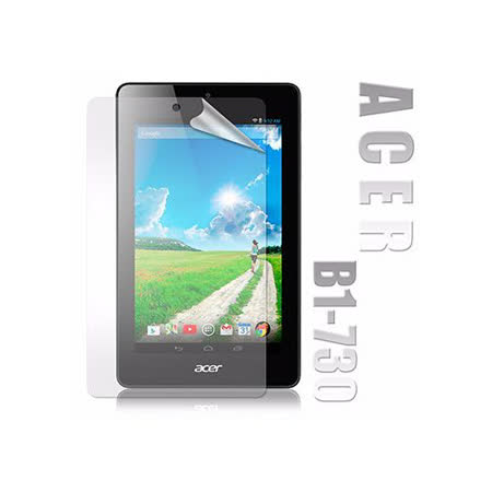 ACER 宏碁 Iconia One 7 / B1-730HD / B1-730 高透光亮面耐磨保護貼 保護膜