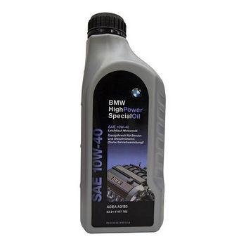 德國BMW 原廠機油1L (10W40)