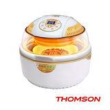【THOMSON】SA-T01 10L氣炸鍋 (微電腦/3D/防燙/健康/少油) 公司貨
