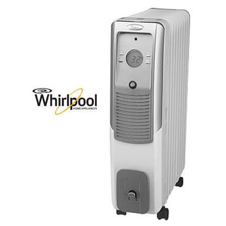 ★福利品★『Whirlpool』☆ 惠而浦 微電腦11葉片電暖器 TET11