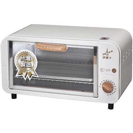 伊娜卡 食尚8L電烤箱 ST-7013