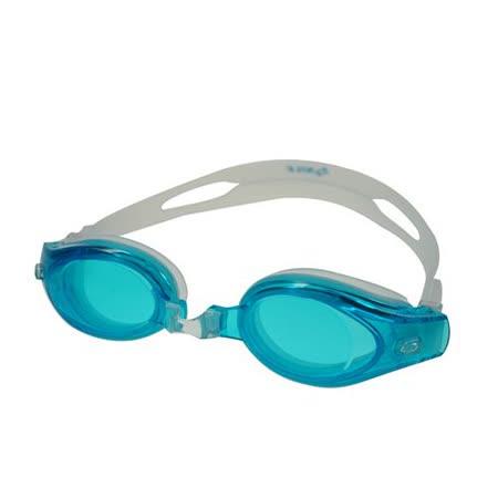 【NILE泳鏡】 休閒款泳鏡-NGL-2107(抗UV  / 防霧  /  按壓式快調泳帶  /  附耳塞)