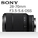 SONY FE 28-70mm F3.5-5.6 OSS *(平輸) - 加送UV保護鏡+專用拭鏡筆