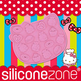 【Siliconezone 】施理康Hello Kitty巧克力片模