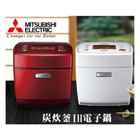 MITSUBISHI 三菱 NJ-EV105T 6人份 日本原裝 炭炊釜 IH電子鍋