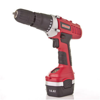 14.4V充電震動電鑽工具組ML-CD3714