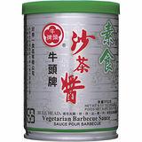 牛頭牌209沙茶醬(素)250G