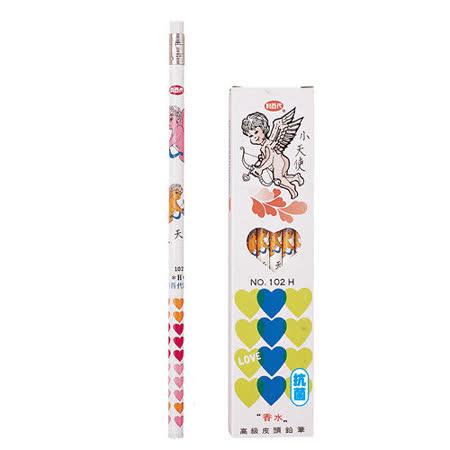 【利百代 LIBERTY】NO.102 H 小天使抗菌香水皮頭鉛筆 (12入)
