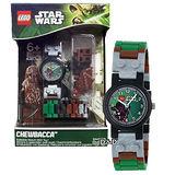 【樂高積木 LEGO】兒童手錶-星際大戰沙卡巴