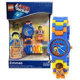 【樂高積木 LEGO】兒童手錶-樂高電影艾密特