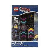 【樂高積木 LEGO】兒童手錶-樂高電影溫絲黛