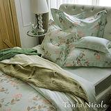 Tonia Nicole蜜歐菈環保活性印染兩用被床包組(加大)