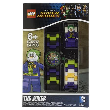 【樂高積木 LEGO】兒童手錶-超級英雄小丑