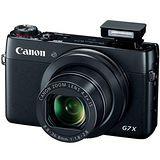 Canon PowerShot G7X (彩虹公司貨)-9/30前上網登錄送1000元郵政禮卷 -送32G記憶卡+專用鋰電池+相機包+保護貼