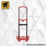 【UNME】書包拉車 可拆/可折更便利(紅色1540)