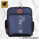 【UNME】三層收納高機能護脊書包(藍色3077)