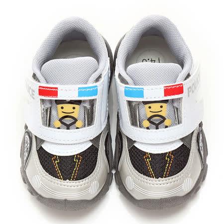 【童鞋城堡】Dr.Apple中大童汽車造型機能運動鞋33-2109