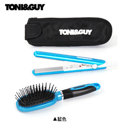 英國 TONI & GUY  TGST2986 電氣石護色直髮組