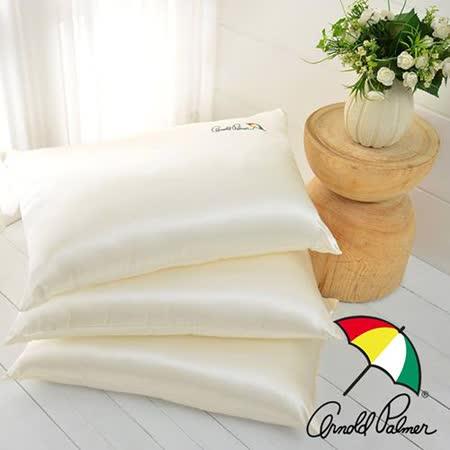 【Arnold Palmer雨傘】珍珠絲超柔保溫枕(2入)