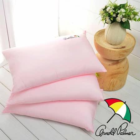 【Arnold Palmer雨傘】天絲羊毛保暖枕(2入)