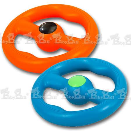 【L'chic】三合一水陸兩用拉扯互動耐咬玩具 (飛行方向盤 / L)