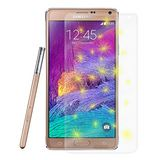 【D&A】Samsung Galaxy Note 4 專用日本頂級高階螢幕保護貼(AS高密疏油疏水型)