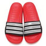 Adidas 男女款經典輕量拖鞋DM25754
