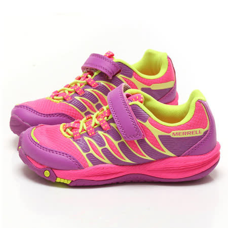 Merrell中大童多功能抓地力超強運動鞋ML51919Y
