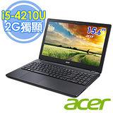 Acer E5-571G-59DS 15.6吋 i5-4210U 雙核 2G獨顯 筆電(內建光碟機)–送靜電除塵器+指撥式水療按摩器