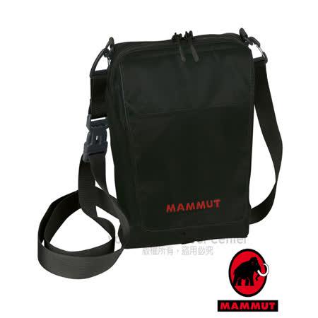 【瑞士 MAMMUT 長毛象】Täsch Pouch 3L 側背包_ 00131-0001 黑