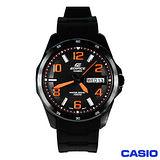【CASIO卡西歐】新款時尚簡約賽車錶(EF-132PB-1A4)