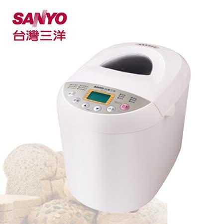 【勸敗】gohappy快樂購物網【三洋SANYO】全自動製麵包機(SKB-8103)好用嗎桃園 統領 百貨