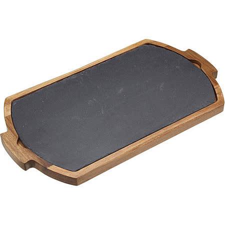 《Master》磐石餐盤+木砧板