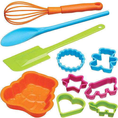《KitchenCraft》兒童烘焙模具10件組
