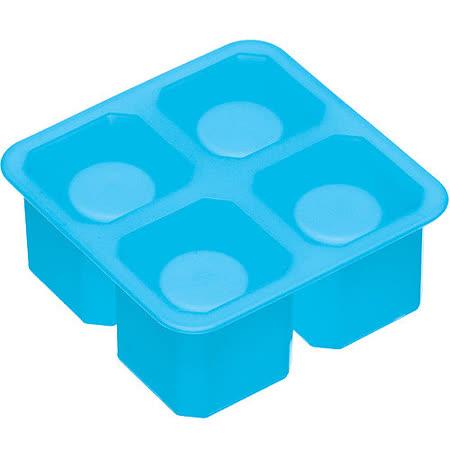 《KitchenCraft》烈酒冰塊杯模(4格)