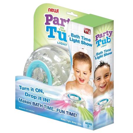 【funKids】兒童戲水/洗澡/泳池LED飛碟球