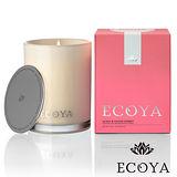 【澳洲ECOYA】 天然大豆棕櫚高雅香氛蠟燭 - 番石柳荔枝 400g