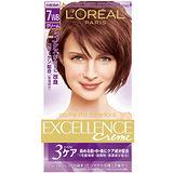 《巴黎萊雅》優媚霜三重護髮雙管染髮霜-淺紅銅棕
