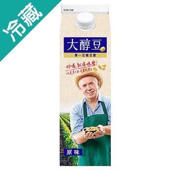 味全大醇豆原味豆漿936ML