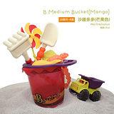 【美國B.Toys感統玩具】沙趣多多(Mango)