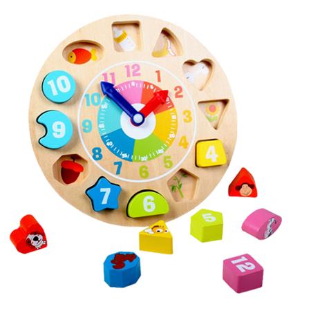 【funKids】幼兒學習數字積木鐘