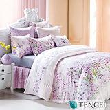 《風和日麗》加大100%天絲TENCEL四件式兩用被床包組